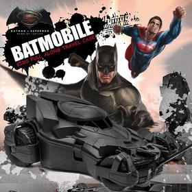 DC正品蝙蝠侠儿童拉杆箱 蝙蝠侠车行李箱