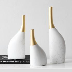 现代简欧创意摆件 客厅书房样板间家居装饰摆件 象鼻