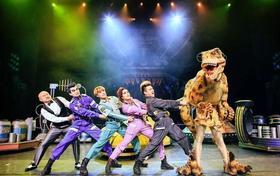昆山论坛大型儿童音乐喜剧《疯狂恐龙人》6月16号保利大剧院震撼来袭!