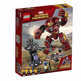 乐高 LEGO 76104 钢铁侠反浩克装甲 妇联三 超英系列拼插积木玩具