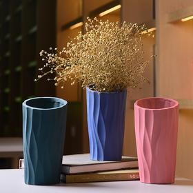 陶溪川新品景德镇原创陶瓷曲逸花器艺术软装工艺摆设礼品摆件花瓶