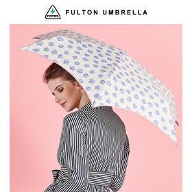 FULTON 超轻 UPF50+防晒伞 Spotty Rose