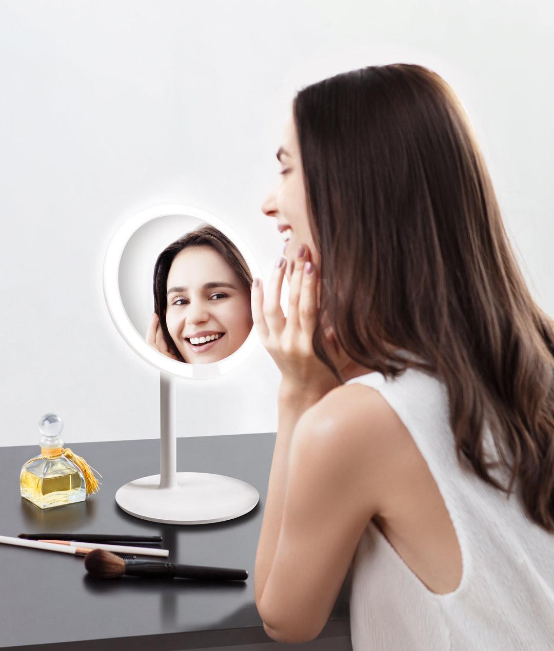AMIRO高清日光镜 化妆镜(顺丰发货)