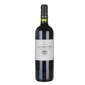 法国格瑞玛德酒庄红葡萄酒750ml干型