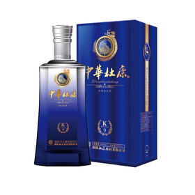 50°中华杜康K9 500ml浓香型白酒