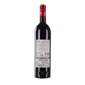 法国莫桑巴顿女骑士红葡萄酒750ml干型