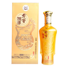 42°泸州老窖陈酒淡雅9 500ml浓香型白酒
