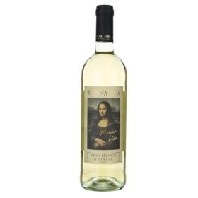 意大利爱马狮MONNA LISA白葡萄酒750ml干型
