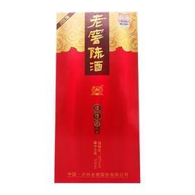 52°泸州老窖陈酒淡雅9 500ml浓香型白酒