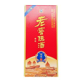 52°泸州老窖陈酒绵柔6 500ml浓香型白酒