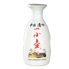 52°中国泸州一小壶酒150ml浓香型白酒