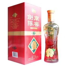 52°剑南陈窖精品8 500ml白酒
