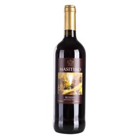 意大利马斯天奴半甜红葡萄酒750ml半甜