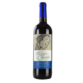 西班牙隆加雷斯侯爵西拉红葡萄酒750ml干型