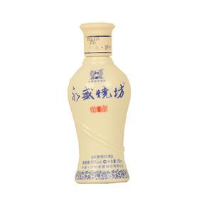 45°永盛烧坊窖醇100ml浓香型白酒