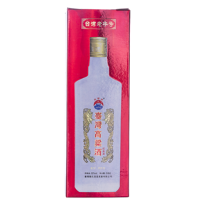 52°台湾高粱(红金龙)518ml浓香型白酒