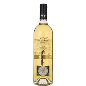 法国爱马狮香悦甜白葡萄酒750ml半甜