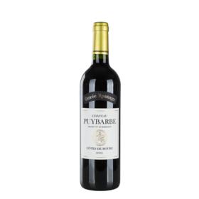 法国派巴贝酒庄红葡萄酒750ml干型
