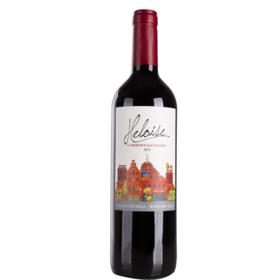 智利海洛伊丝赤霞珠红葡萄酒750ml干型