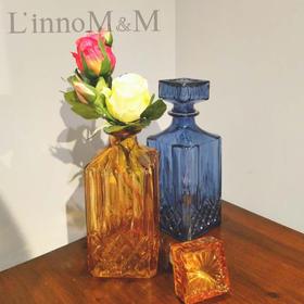 A152 古典玻璃香水瓶/花插 系列