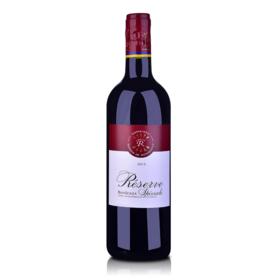法国拉菲珍藏波尔多红葡萄酒750ml干型