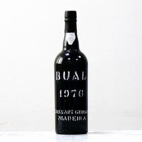 【限量8瓶】1976年戈顿年份布尔马德拉 Cossart Gordon Bual 1976