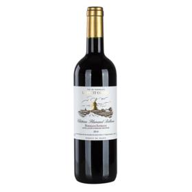 法国拉克玉红葡萄酒750ml干型