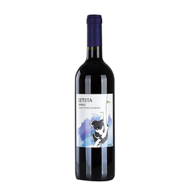 澳大利亚勒斯塔西拉红葡萄酒750ml干型