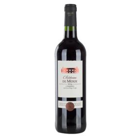 法国摩斯红葡萄酒750ml干型