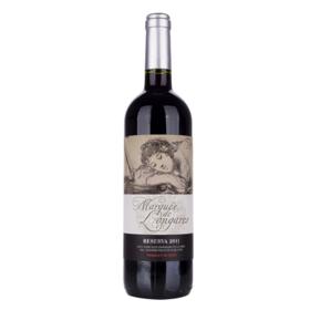 西班牙隆加雷斯侯爵珍藏红葡萄酒750ml干型