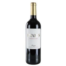 西班牙优华瑞斯珍藏红葡萄酒750ml干型