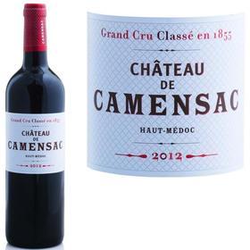 【闪购】卡梦萨古堡干红葡萄酒 2012/Chateau Camensac 2012