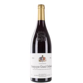 法国戴维宁红葡萄酒-雕花瓶750ml干型