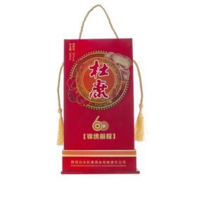 52°白水杜康60年锦绣前程500ml浓香型白酒