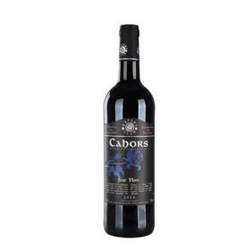 法国专家俱乐部卡奥红葡萄酒750ml干型