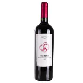 智利美西亚赤霞珠珍藏红葡萄酒750ml干型