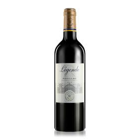 法国拉菲传奇波亚克红葡萄酒750ml干型