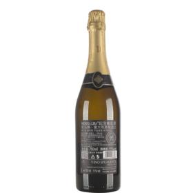 意大利爱马狮MONNA LISA气泡葡萄酒750ml半干高泡
