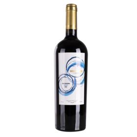 智利美西亚梅洛特级珍藏红葡萄酒750ml干型
