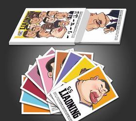 《我们是冠军》辽宁篮球集邮纪念册 《一生一世一辽篮》明信片 全国限量发行
