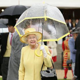 FULTON  女王·王妃同款  经典鸟笼伞