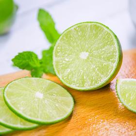 夏季必备|台湾无籽青柠檬品种 皮薄多汁 清凉开胃 榨汁青柠檬 2斤29.9/3斤36.8 包邮