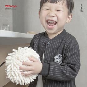 【颠覆传统,一秒速干擦手球】抑菌防尘,不掉毛,不掉屑,呵护手部肌肤!