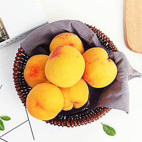 【预售6月15发货】正宗砀山黄桃5斤装 新鲜水果 砀山应季时令鲜果 酸甜可口