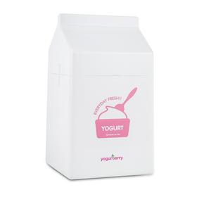 【这个夏天让你摆脱添加剂,喝上纯鲜酸奶】韩国yogurberry家用酸奶机多功能自制酸奶机