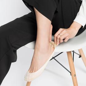 【一盒5双】冰丝隐形船袜 轻薄面料舒适无痕,任意剪不脱丝 后跟定型不掉脚