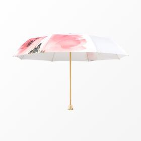 Missrain|生花玫瑰花晴雨伞