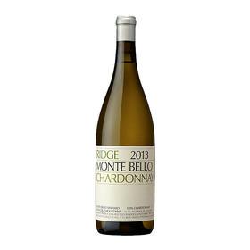 瑞园庄园丽山夏多内, 美国 圣克鲁兹山 Ridge Monte Bello Chardonnay, USA Santa Cruz Mts