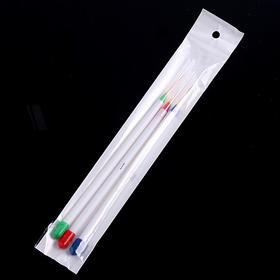 美甲工具套装 指甲油胶用品 三支拉线笔 点花笔 彩绘划线笔