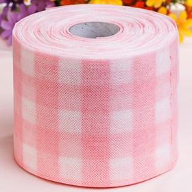 美甲美容工具用品特价 无纺布方巾卷 一次性手巾纯棉洗甲卸甲巾颜色随机